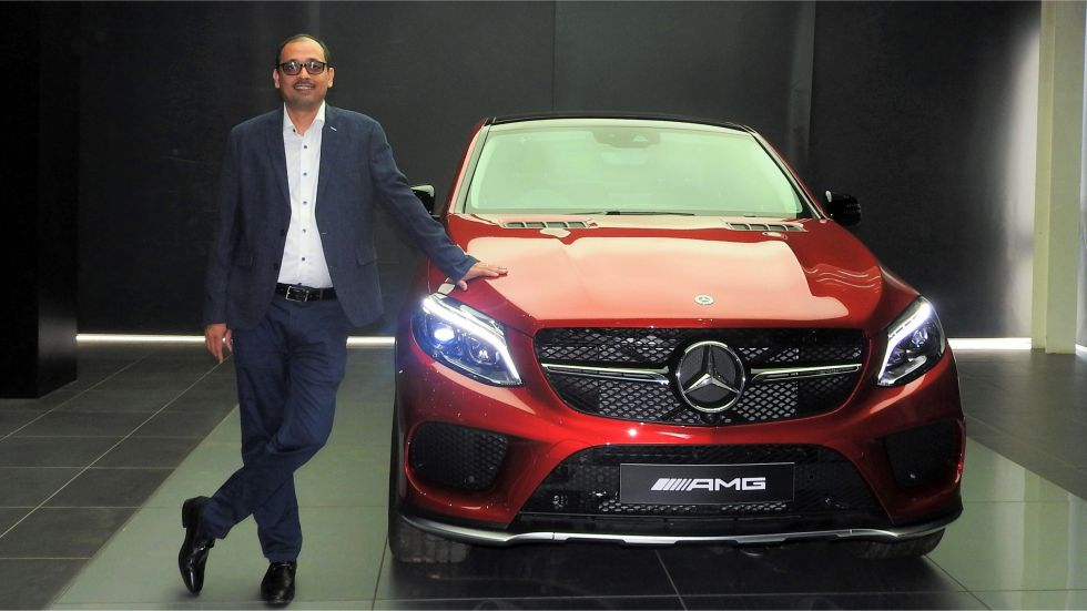 6fcb3b5869c Mercedes-Benz appoints Santosh Iyer as the Head of Sales and Marketing for  India