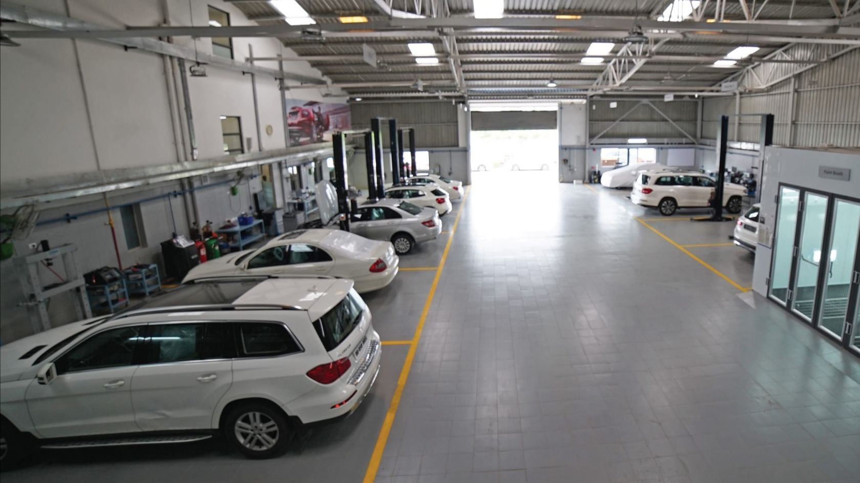 Mercedes Benz India Continues Its Network Expansion In The Emerging Markets Inaugurates One Of The Largest