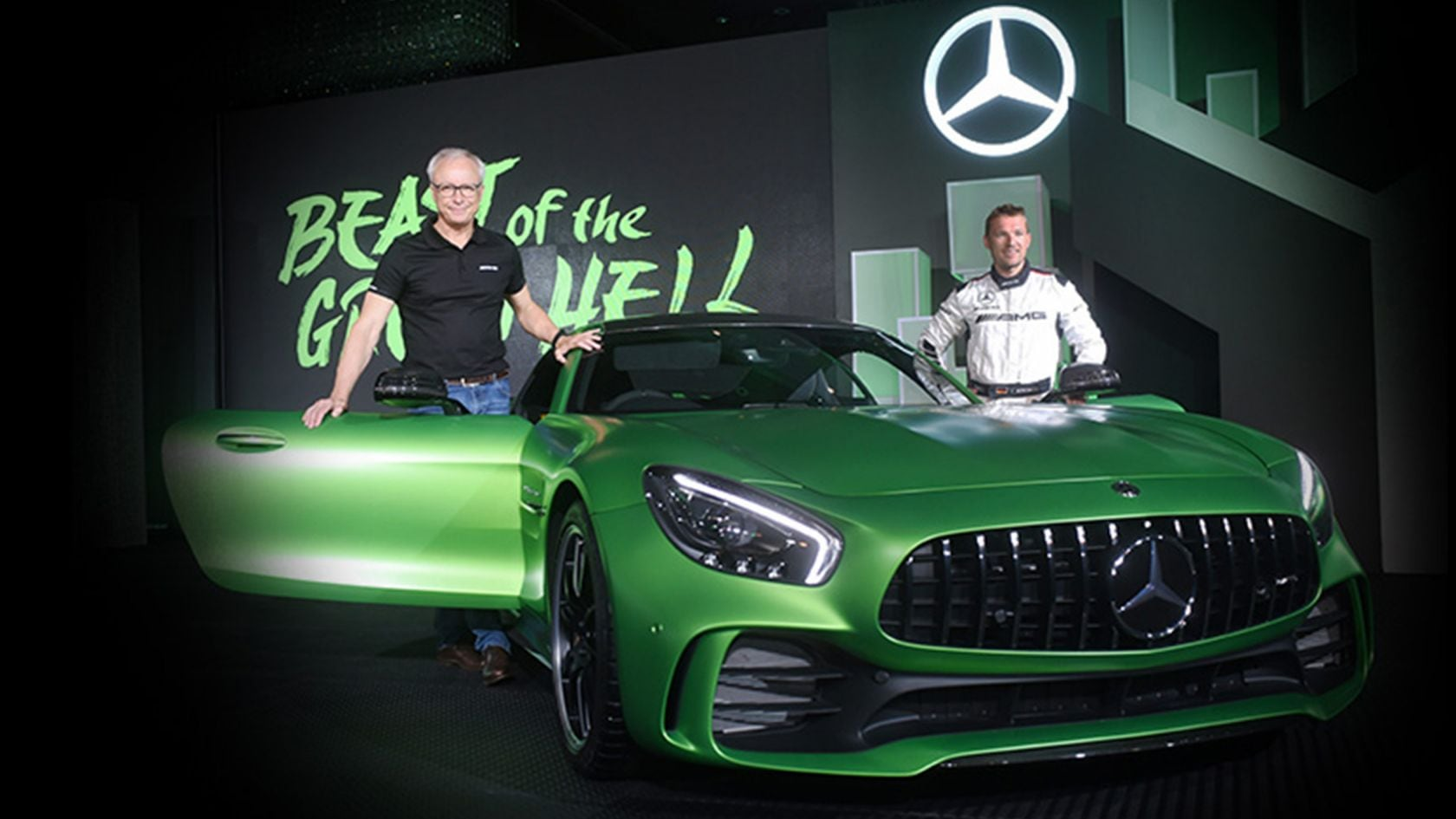 Mercedes Amg Gt R Is The Fastest